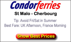 Ferry France - Condor Ferries